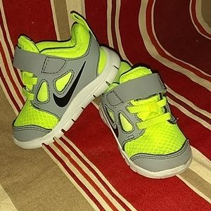 Infant Nike Free 5 Shoes